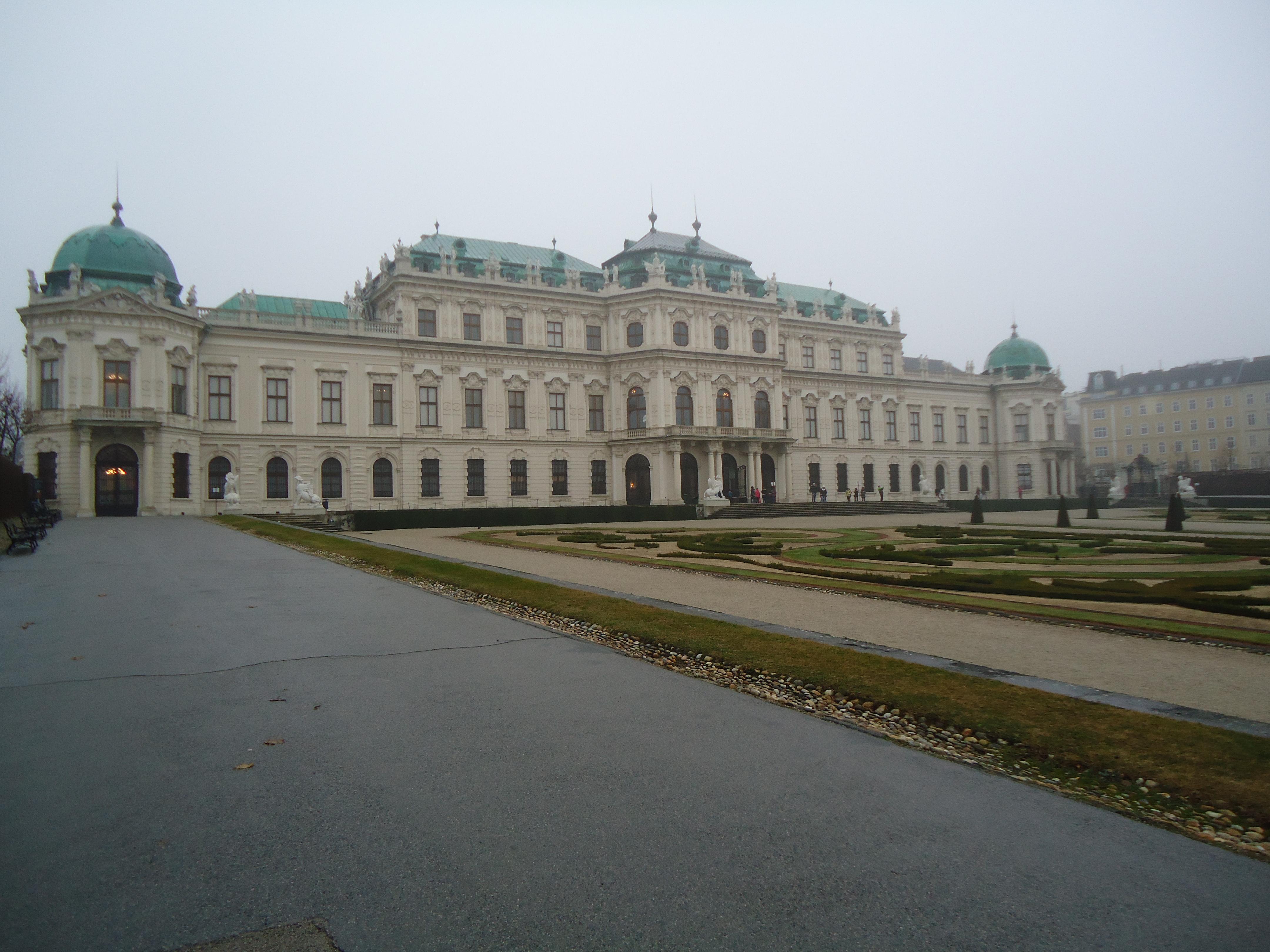 Vánoční výlet do Vídně