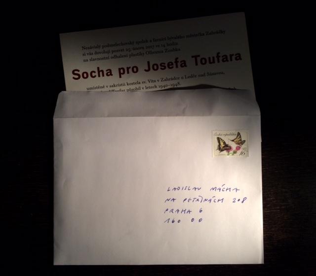 16 korun pro vraha Josefa Toufara