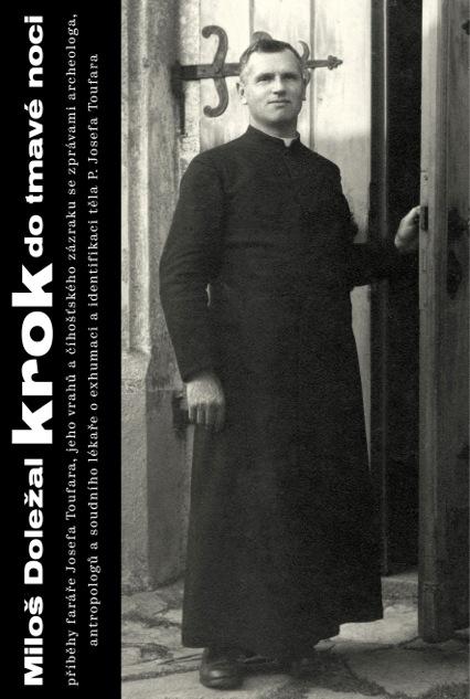 Křest nové knihy Miloše Doležala - Krok do tmavé noci